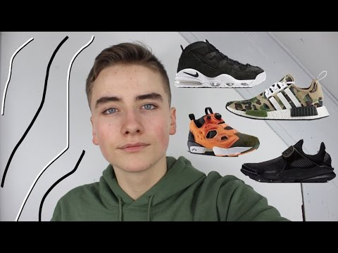 PARLONS SNEAKERS:ma wishlist des familles