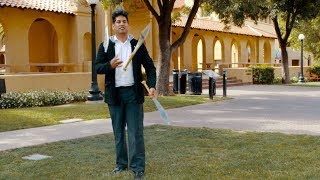 Science meets art at Stanford: Magician Parag Mallick thumbnail