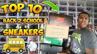 TOP 10 BACK TO SCHOOL SHOES 2019 - YouTube