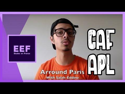 EEF - Les aides aux logement - المساعدات في السكن في فرنسا بالنسبة للطلبة