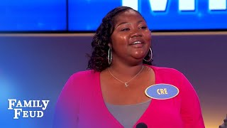 Santa and Mrs. Claus ain't just making TOYS! | Family Feud