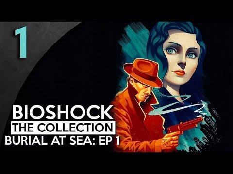 BioShock Infinite Burial at Sea Episode 1 -Dragos si Elizabeth #1