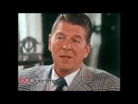 Ronald Reagan - Fascism WILL Come In The Name of Liberalism - Liberal VS. Conservative