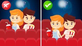10 Kino-Geheimnisse - die nur ihre Mitarbeiter kennen und die man sich nie vorstellen konnte!