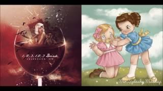 Chandelier x Pacify Her - Sia & Melanie Martinez (Mashup)