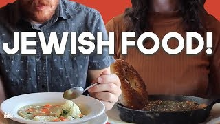 What Are the Top 8 Jewish Foods?