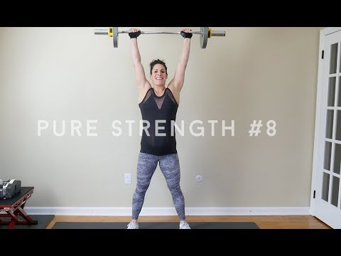 PURE Strength Workout #8: Full Body by Jamie B