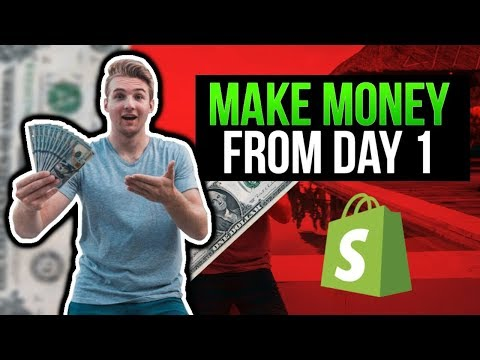 How Beginners Can MAKE MONEY Dropshipping From DAY 1