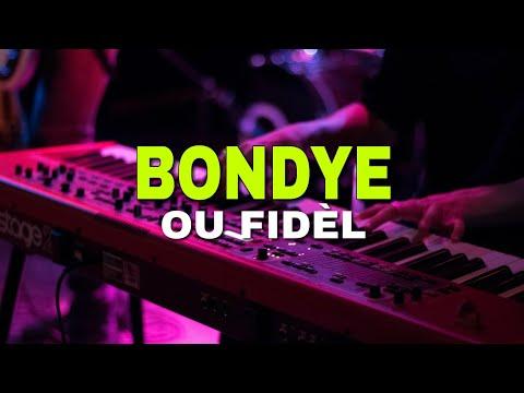 Jwe Delly Benson nan 10 minit  Bondye ou fidèl  Gospel Piano Tutorial