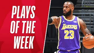 Top PLAYS Of The Week | Week 4