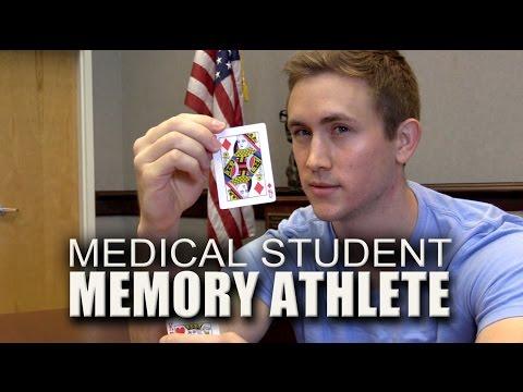 World Memory Champion Alex Mullen Masters 'Memory Palace'
