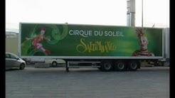 Cirque du Soleil vom 07.04.-11.04.2010 in Bremen - Bremen-Arena