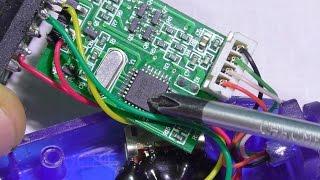 K-line адаптер VAG COM 409.1 на чипе FTDI , диагностика Chevrolet Aveo.