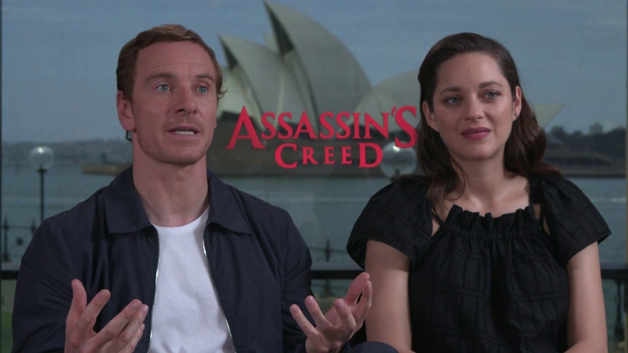 Assassin S Creed Movie Interview With Michael Fassbender And