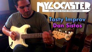 Dan Sistos - Tasty improv on the NYLOCASTER