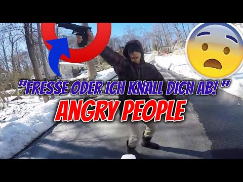 8 Minuten ANGRY PEOPLE Vs. MTB 😳🔥 ( Compilation )