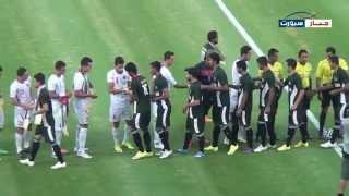 مباراة المنتخب الأولمبي الأردني نظيره الباكستاني ضمن التصفيات الأسيوية