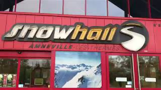 Snowhall Inside