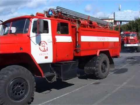 Боевое развёртывание.команда СЧ-12. 2009г.