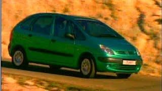 Citroën Xsara Picasso (Test - Essai - Reportage) FR 2000