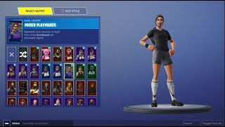 POISED PLAYMaKER Fortnite account Trade