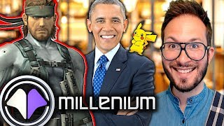 Elon Musk veut supprimer Fortnite, Obama tacle Pokémon, Metal Gear Solid Remake en approche ?