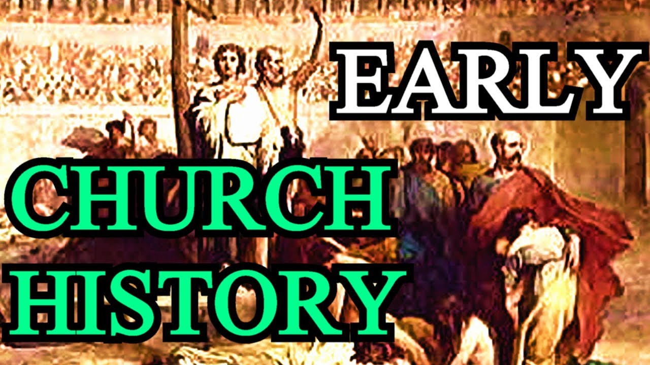 Early Church History (30 - 311 A.D.) - Michael Phillips ...