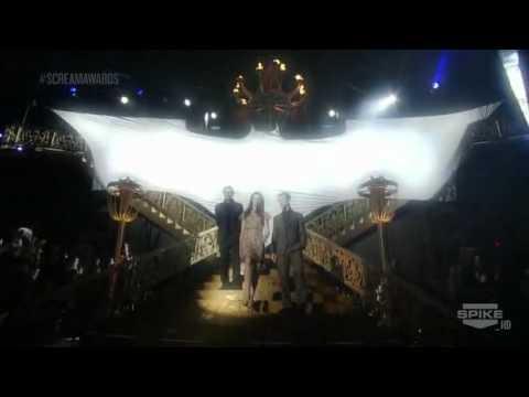 Scream Awards 2011 - Most Anticipated Movie - The Dark Knight Rises