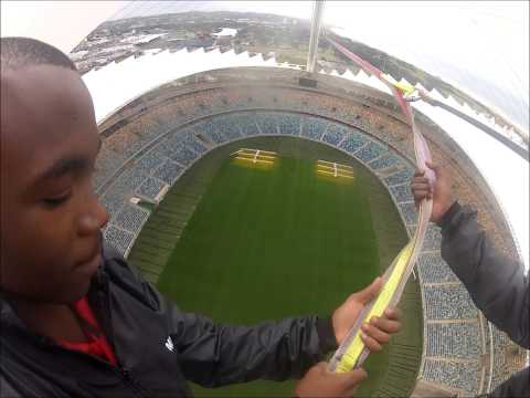 Biggest Swing In the World -  Moses Mabhida Stadium - Durban South Africa