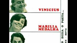 Como dizia o poeta - Vinícius, Toquinho e Maria Medalha