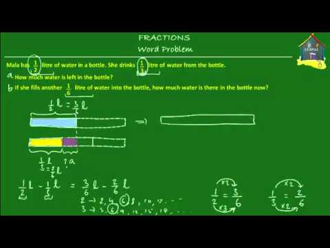 singapore math grade 5 primary 5 fractions word problem q1 youtube. Black Bedroom Furniture Sets. Home Design Ideas