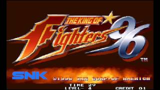 The King of Fighters '96 - Trash Head (Goenitz Theme)