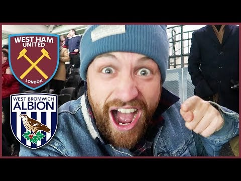 RELEGATION 6-POINTER! WEST HAM vs WEST BROM!