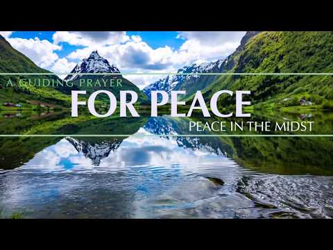 World Day of Prayer 2017: A Guiding Prayer for Peace