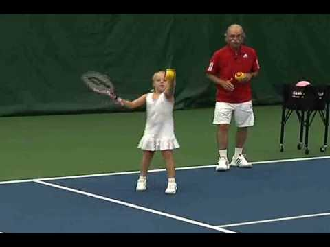 Youth Tennis - Ages 5 & 6: Jacks