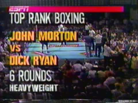 DICKIE RYAN vs John Morton