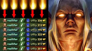 HOW TO DEAL WITH ARC WARDEN MID??  EPIC CURIOUS INVOKER GAMEPLAY | Dota 2 Invoker