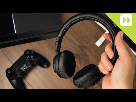 How To Connect Any Bluetooth Headphones To Your Ps4 Youtube