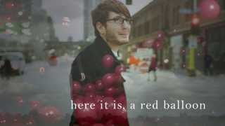 99 Red Balloons - Adam Young (Owl City) Cover + Lyrics