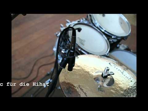 Beyerdynamic Mikrofon Test - www.drumxound.de