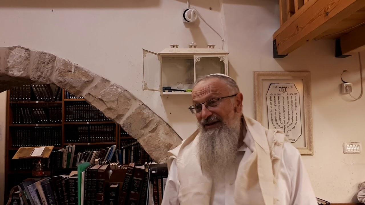 """שנאת ישראל של בלעם כמו הנאצים ימ""""ש שנאה מתוך הכרת עוצמת ישראל"""