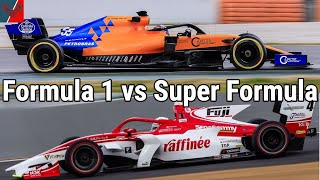 F1 vs Super Formula - How Do They Compare?