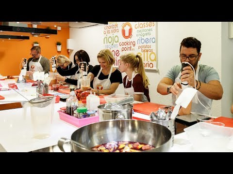 Spanish Cooking Classes in Madrid