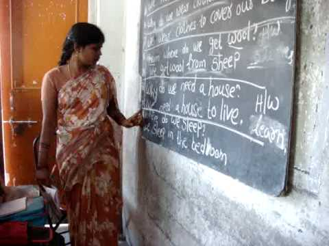 Rote learning in India
