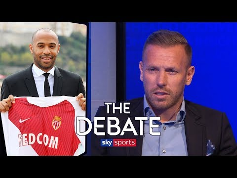 How successful will Thierry Henry be at Monaco? | The Debate | Bellamy, Upson & Howey