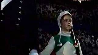 italian anthem closing ceremony olympic winter games torino