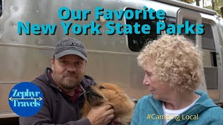 Summer of Camping Lo¢al - Our Favorite New York State Parks | RV Lifestyle