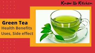 Health benefits of GREEN TEA | How to properly make GREEN TEA | FitnessHour