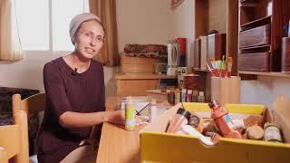 מתוך סדרת סרטונים ל׳בתים פתוחים׳ בדרום הר חברון עבור מועצה אזורית הר חברון בת אל אפשטיין