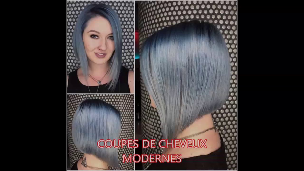 Coupe Et Coloration Tendance 2017 2018 Choisi By Thaibeauty Youtube